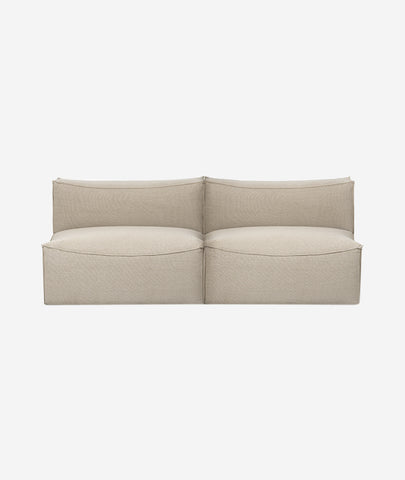Catena Modular 2PC Armless Sofa - More Options