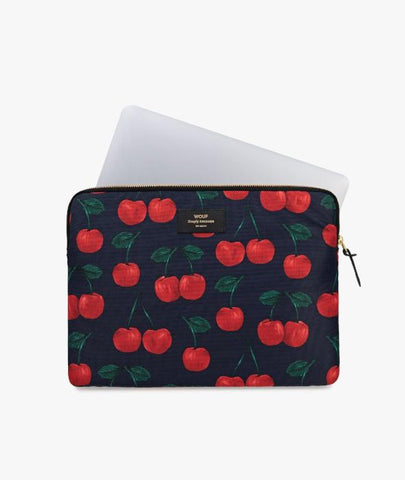"Cherry 13"" Laptop Sleeve Wouf - BEAM // Design Store"