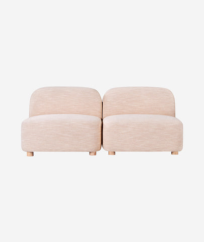 Circuit Modular 2-Pc Sofa - 4 Colors Gus* Modern - BEAM // Design Store