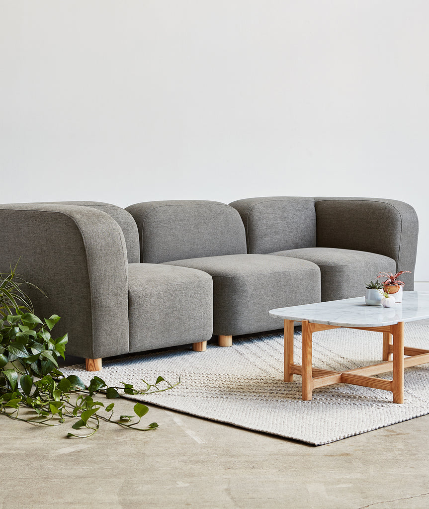Circuit Modular 3-Pc Sofa - 4 Colors Gus* Modern - BEAM // Design Store