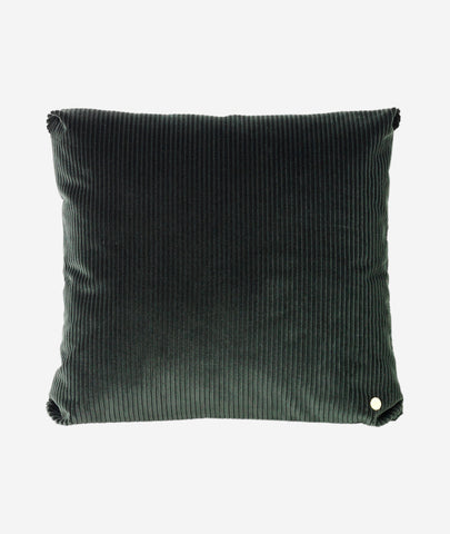 Corduroy Pillow Green