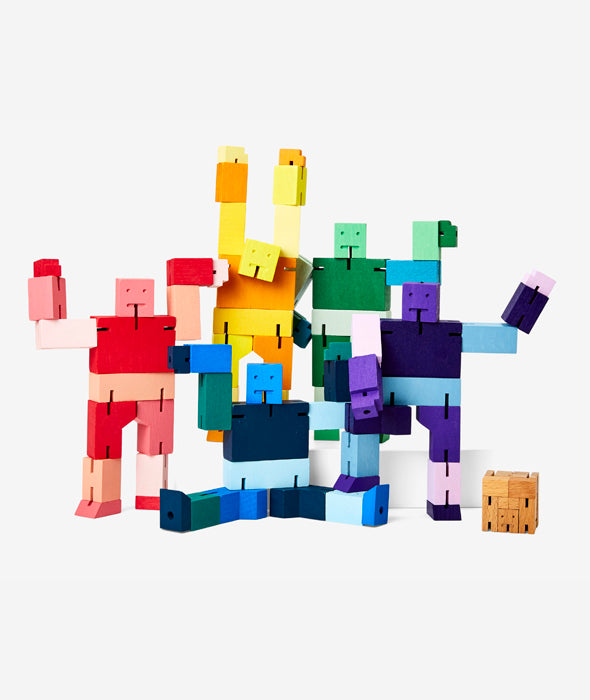Cubebot Capsule Collection