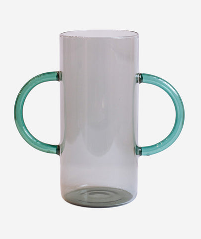 Handle Vase - 2 Colors