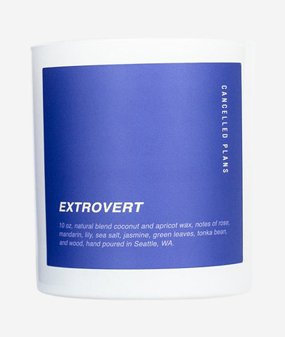 Extrovert Candle