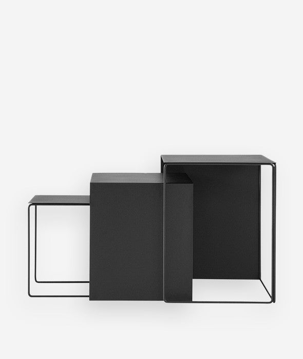 Cluster Tables Ferm Living - BEAM // Design Store
