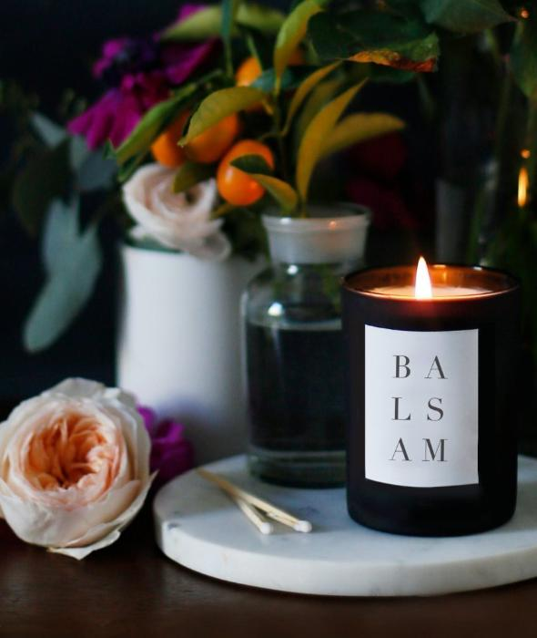 Balsam Noir Candle BROOKLYN CANDLE STUDIO - BEAM // Design Store