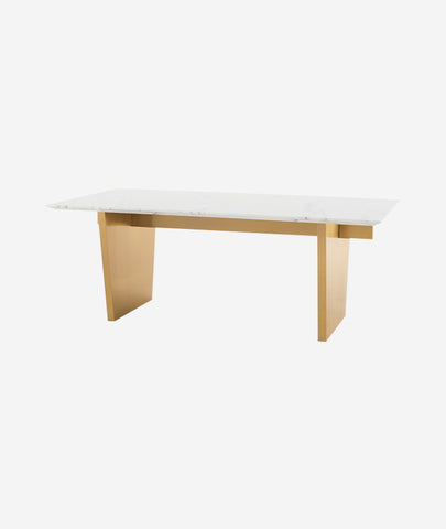 Aiden Dining Table Marble - More Colors Nuevo - BEAM // Design Store