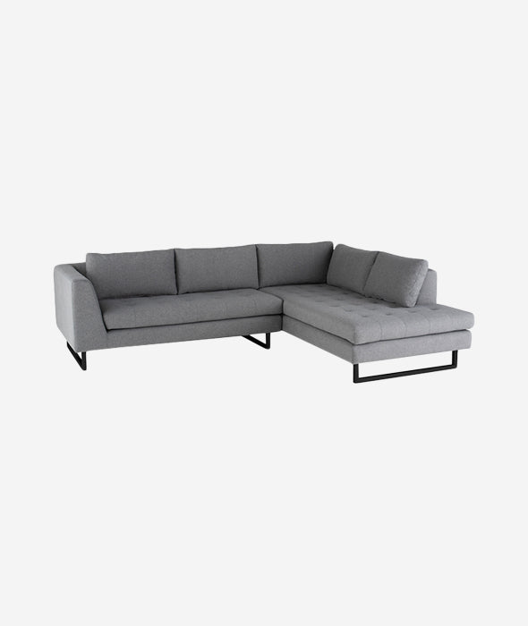 Janis Right Facing Sectional - More Colors Nuevo - BEAM // Design Store
