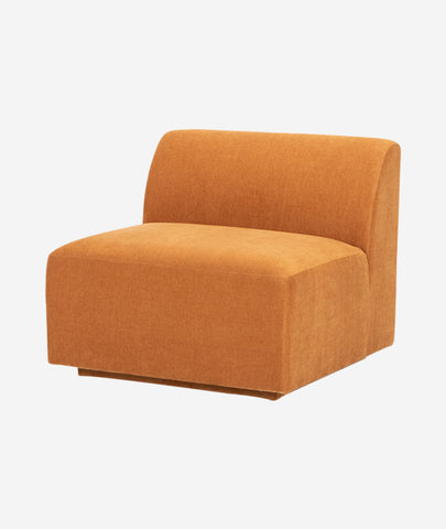 Lilou Modular Armless Chair - 5 Colors Nuevo - BEAM // Design Store