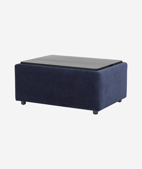 Parla Modular Ottoman + Side Table - 3 Colors Nuevo - BEAM // Design Store