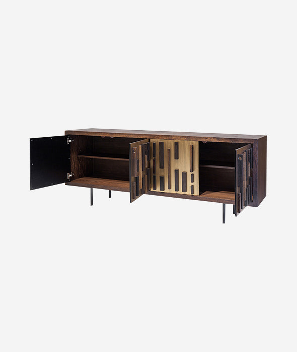 Blok Sideboard - 2 Colors Nuevo - BEAM // Design Store