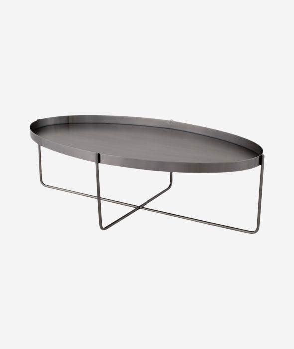 Gaultier Coffee Table Oval - 3 Colors Nuevo - BEAM // Design Store