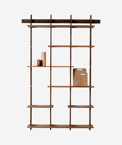 Sticotti Bookshelf Kit E Alejandro Sticotti for Sudacas - BEAM // Design Store