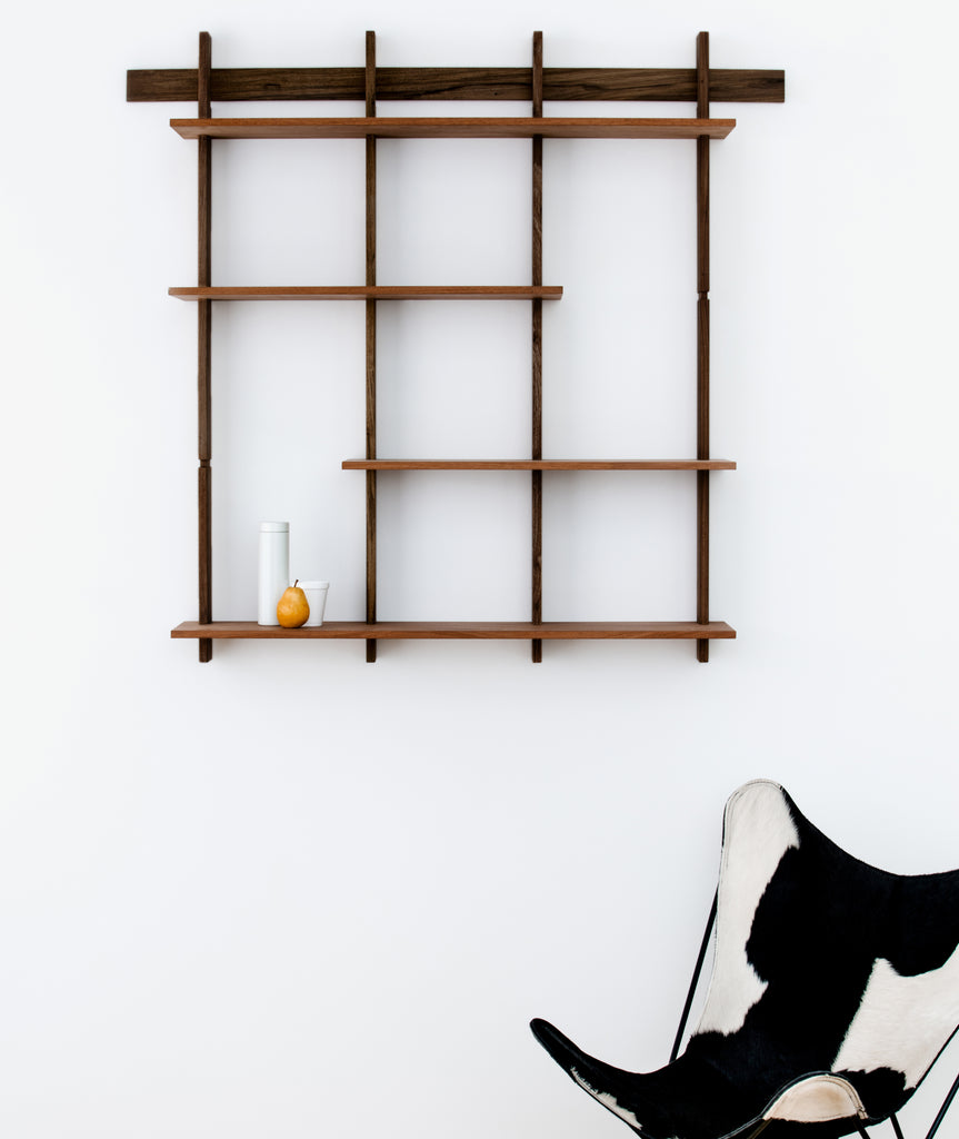 Sticotti Bookshelf Kit F Alejandro Sticotti for Sudacas - BEAM // Design Store