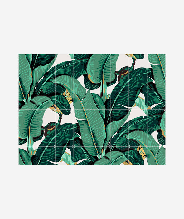 Banana Leaf Wall Art IXXI - BEAM // Design Store
