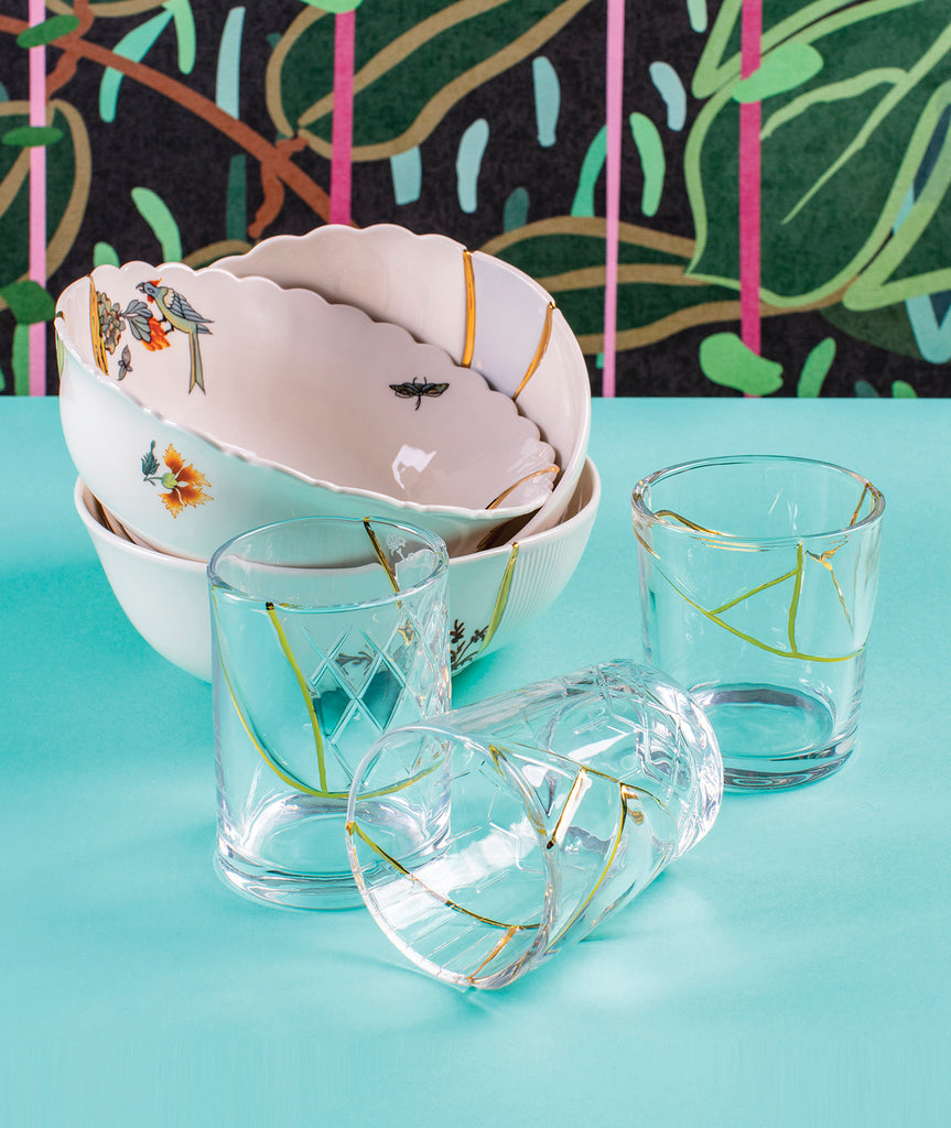 Kintsugi Glasses