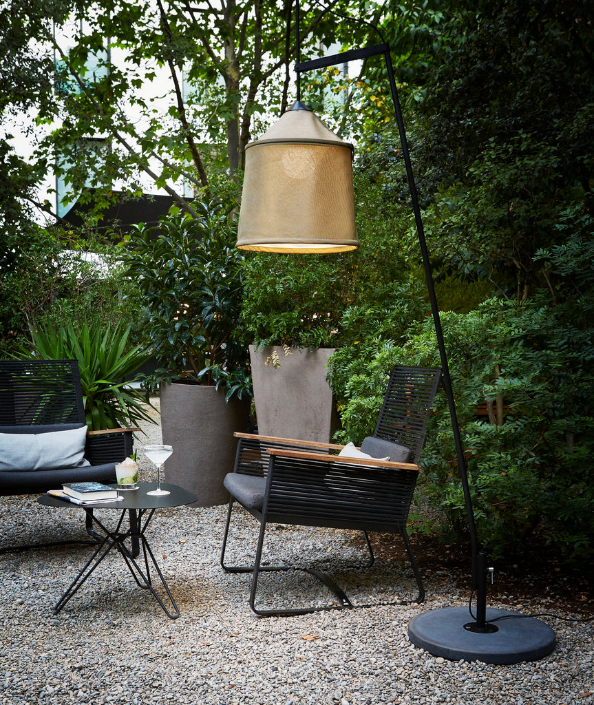 Jaima Indoor/Outdoor Floor Lamp - 4 Colors Marset - BEAM // Design Store