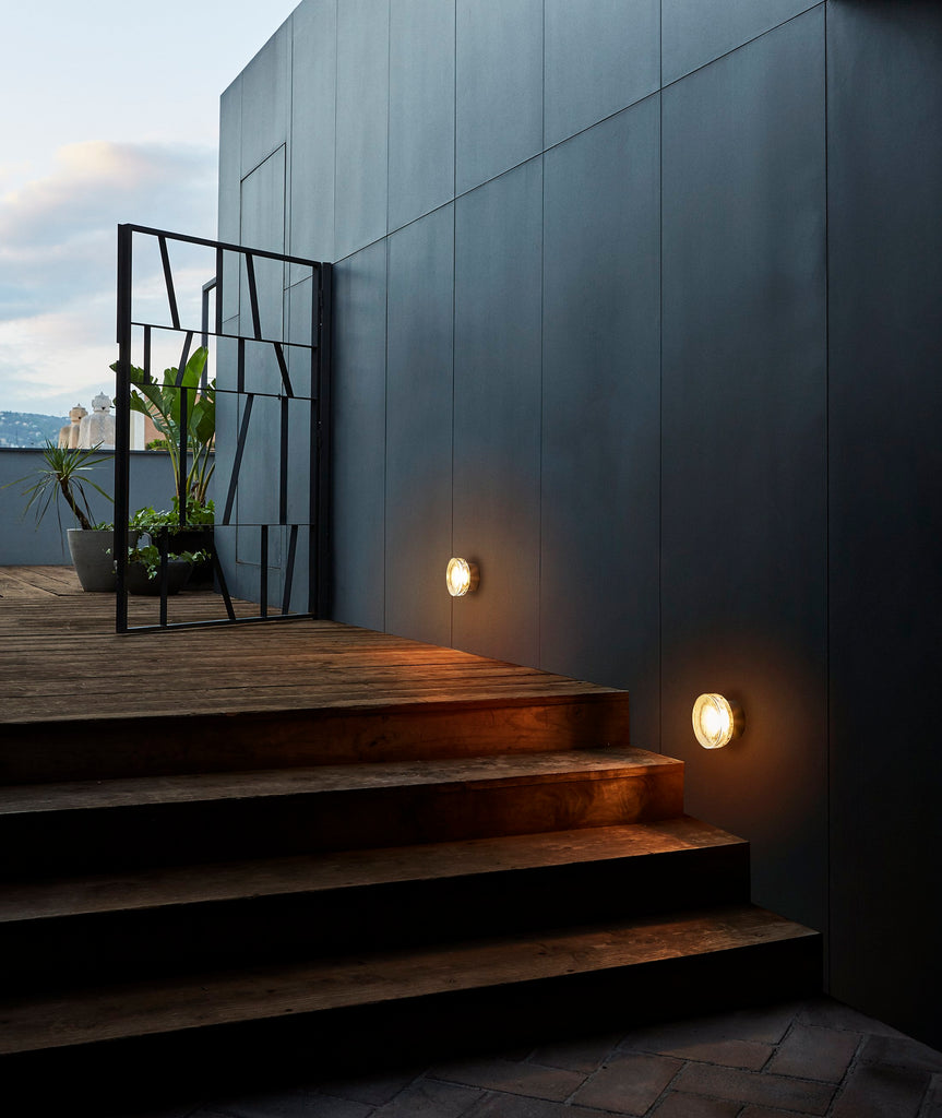 Roc Outdoor Wall Lamp Marset - BEAM // Design Store