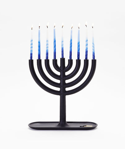 Cast Iron Menorah Areaware - BEAM // Design Store
