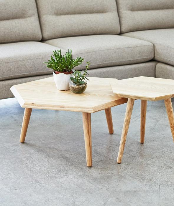 Metric Coffee Table Gus* Modern - BEAM // Design Store