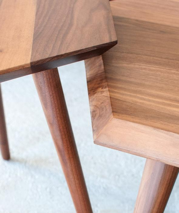 Metric End Table Gus* Modern - BEAM // Design Store