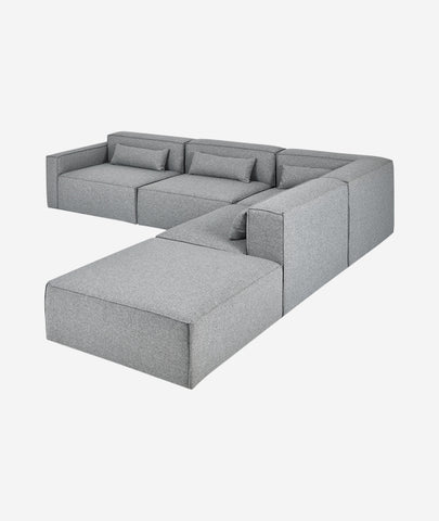 Mix Modular 5-PC Sectional Sofa - More Colors Gus* Modern - BEAM // Design Store