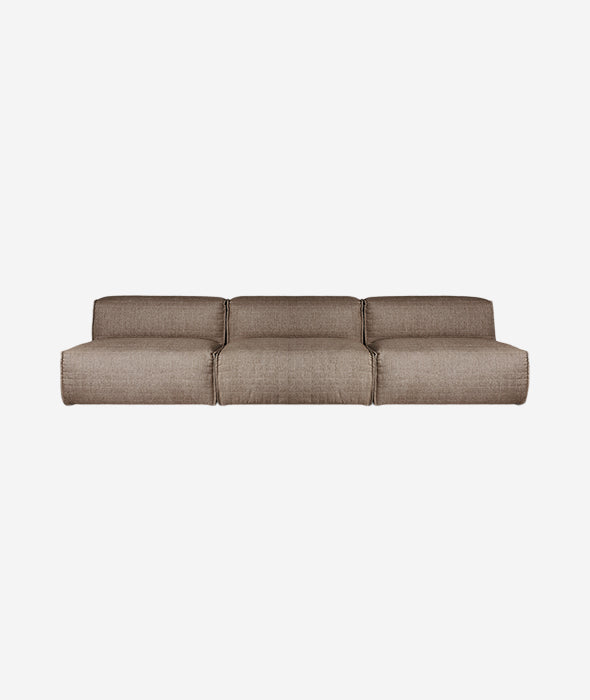 Nexus Modular 3-PC Sofa - 4 Colors Gus* Modern - BEAM // Design Store