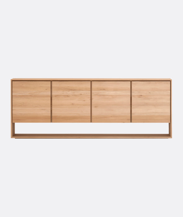 Nordic Sideboard - 4 doors Ethnicraft - BEAM // Design Store