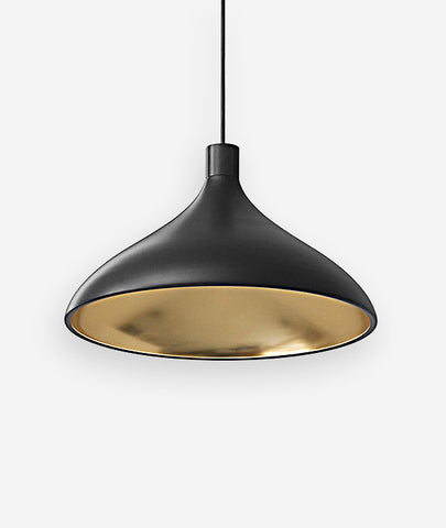 Swell Pendant Light Wide - 3 Colors - BEAM