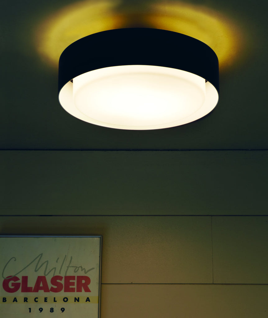 Plaff-on! Ceiling/Wall Lamp - 2 Colors Marset - BEAM // Design Store