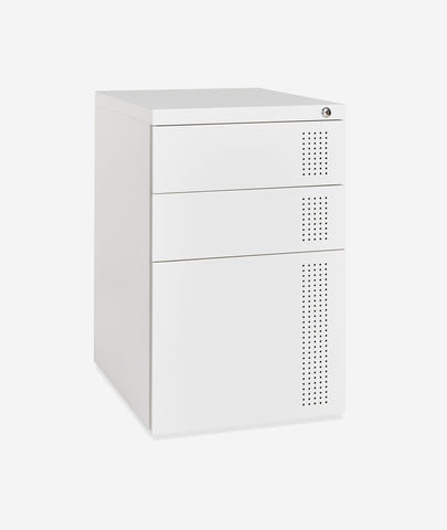 Perf File Cabinet - 2 Colors