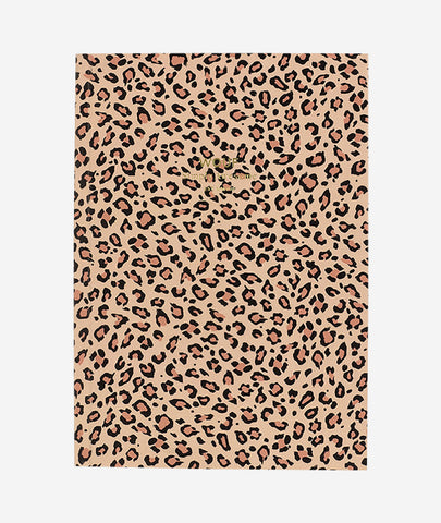 Pink Savannah Notebook - 2 Sizes Wouf - BEAM // Design Store