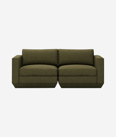 Podium Modular 2-PC Sofa - 4 Colors