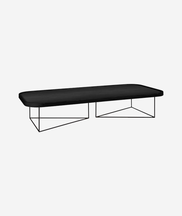 Porter Rectangle Coffee Table - 3 Colors