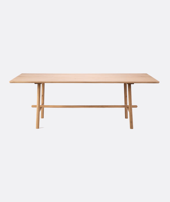Profile Dining Table - 4 Sizes Ethnicraft - BEAM // Design Store