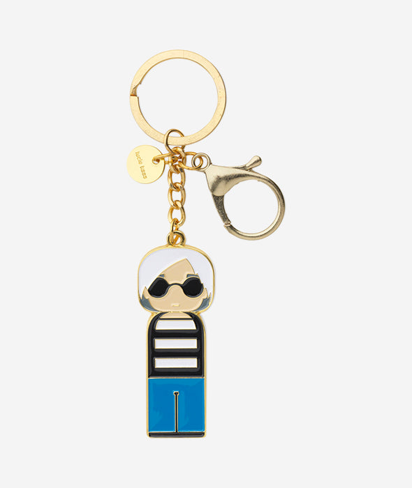 Andy Keychain Sketch.inc for Lucie Kaas - BEAM // Design Store