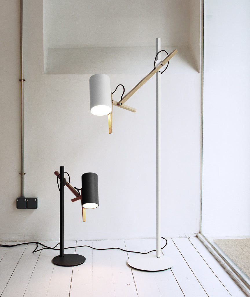 Scantling Floor Lamp Marset - BEAM // Design Store