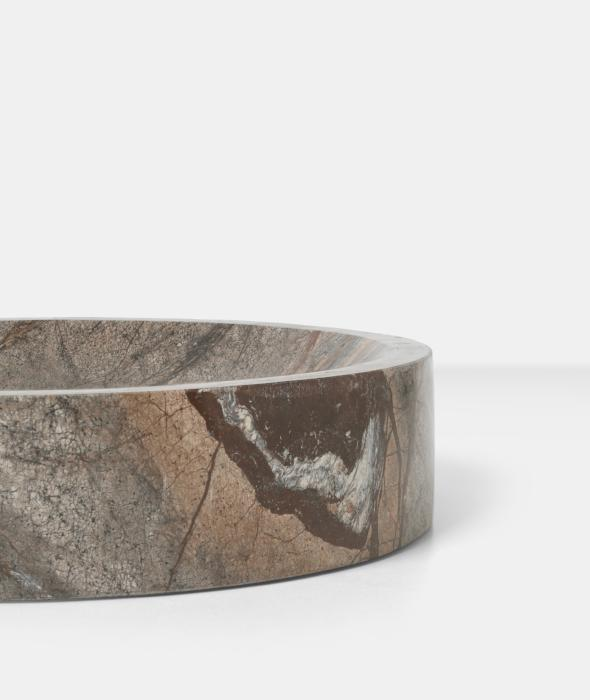 Scape Marble Bowl Ferm Living - BEAM // Design Store