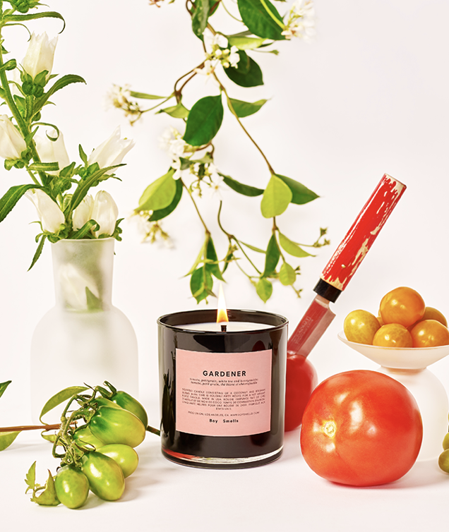 Gardener Candle Boy Smells - BEAM // Design Store