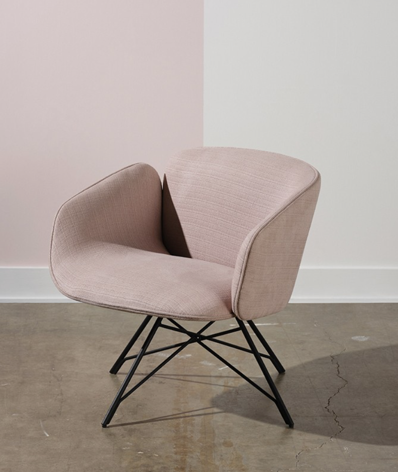 Doppio Swivel Occasional Chair - 2 Colors Nuevo - BEAM // Design Store