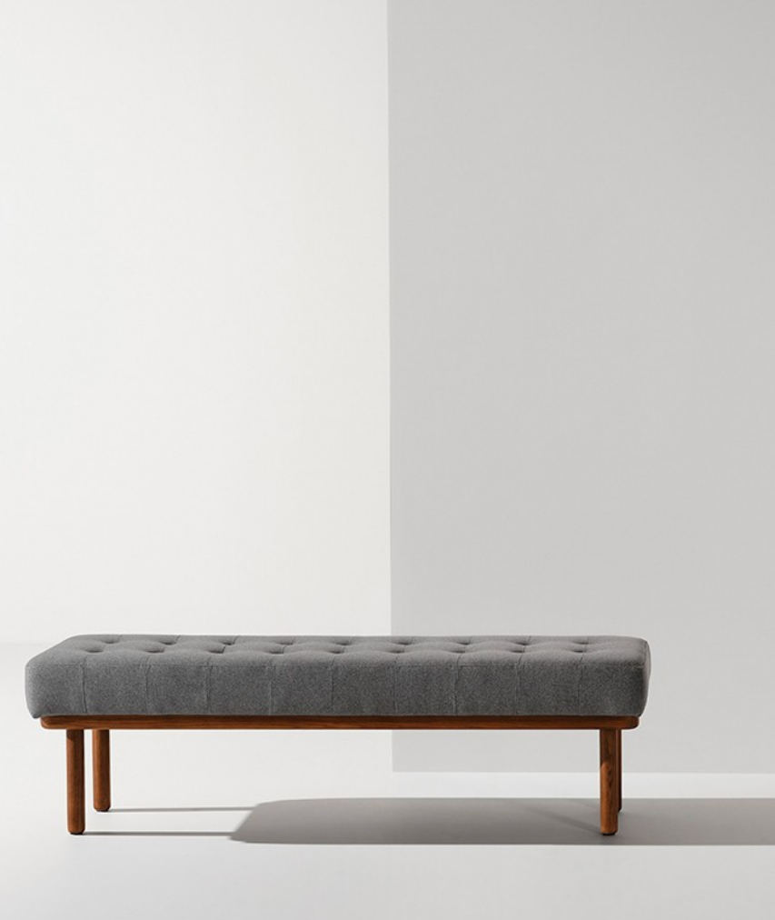 Arlo Bench - 4 Colors Nuevo - BEAM // Design Store