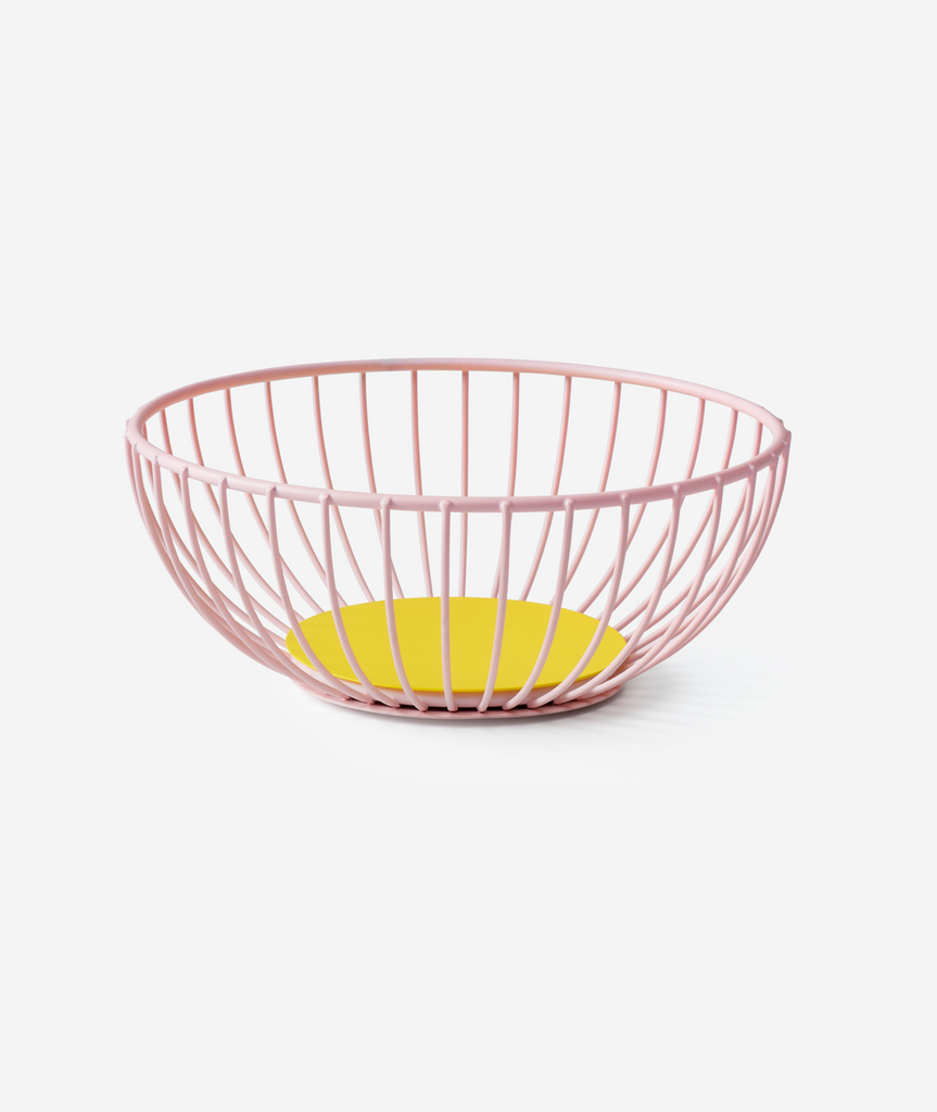 Iris Wire Basket Bowl - 4 Styles