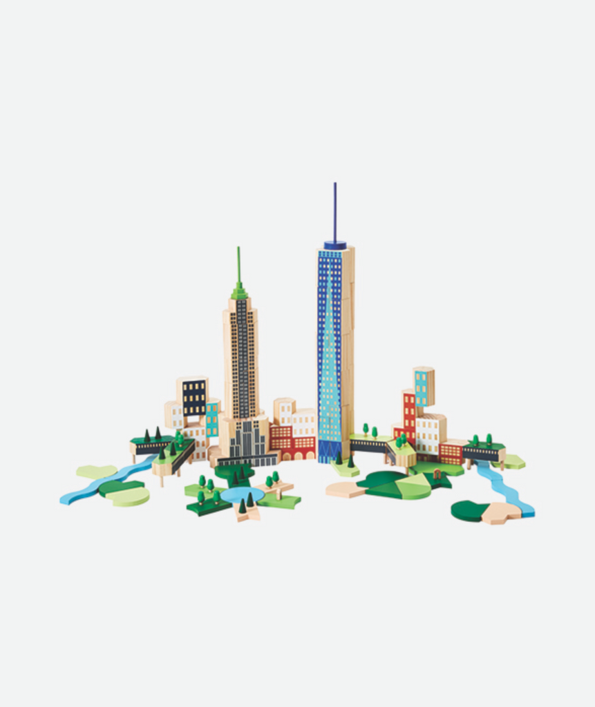 Blockitecture New York City Big Apple Areaware - BEAM // Design Store