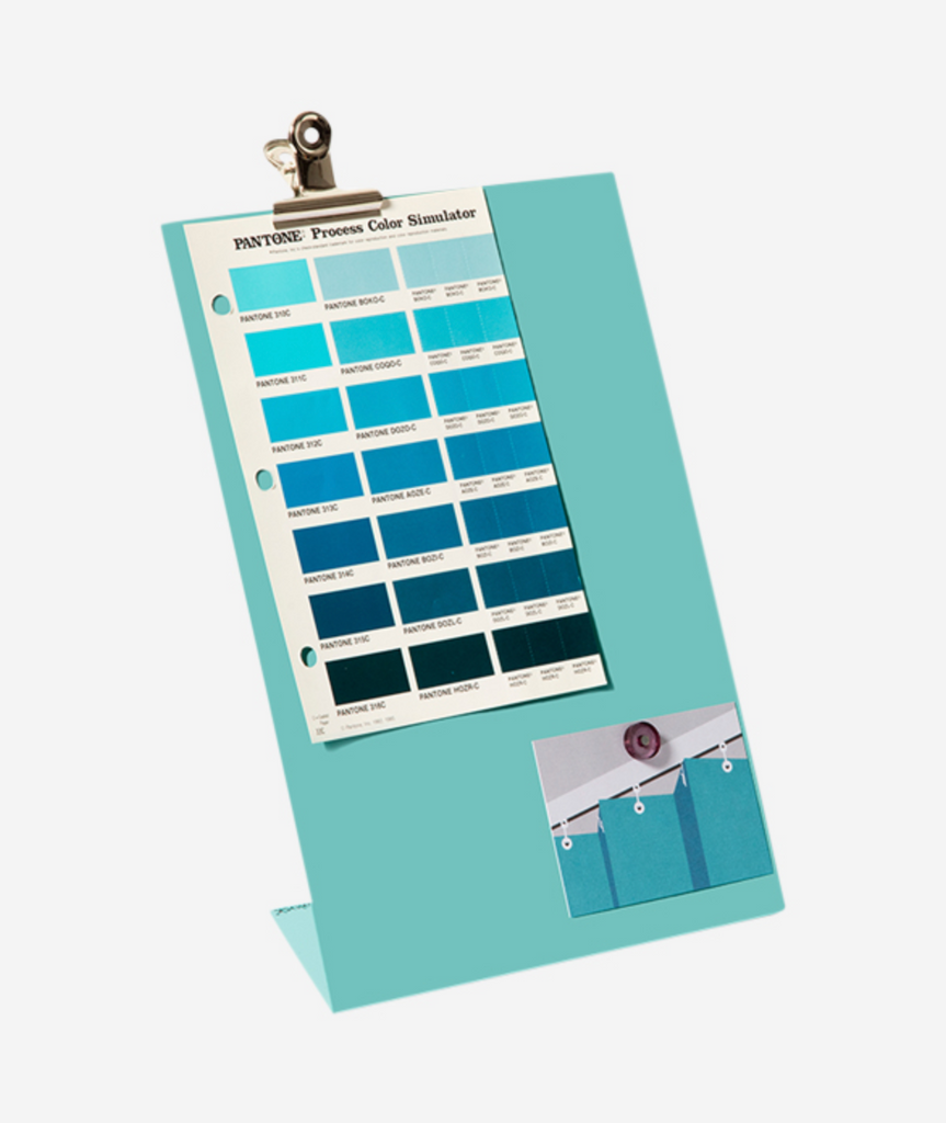Clipboard Frame - 5 Colors Block Design - BEAM // Design Store