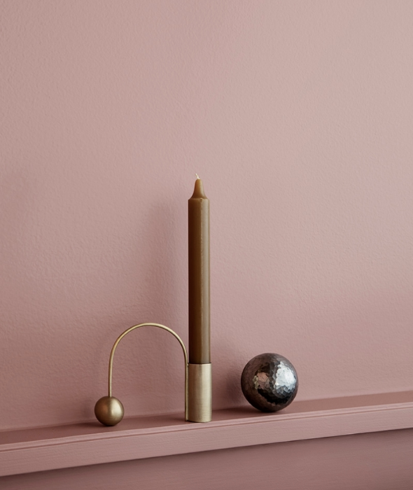 Balance Candle Holders - Taper + Tealight Ferm Living - BEAM // Design Store