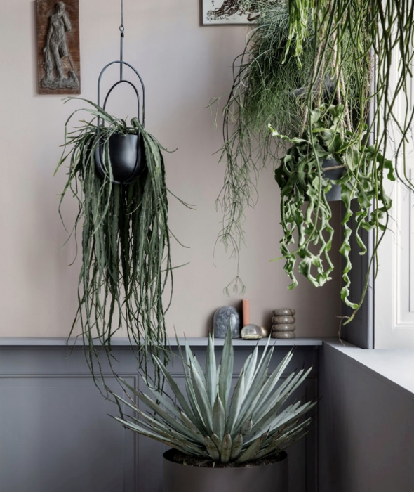 Hanging Deco Planter