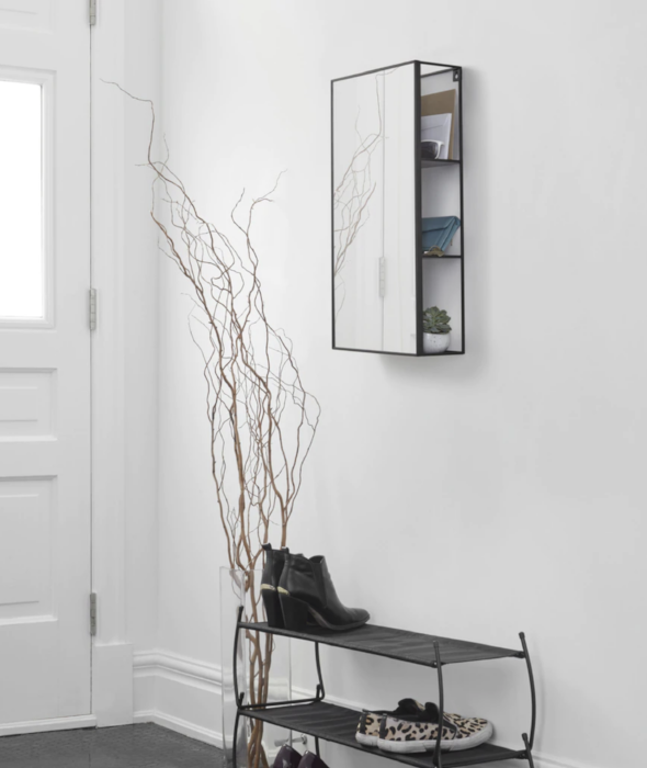 Cubiko Storage Mirror Umbra - BEAM // Design Store