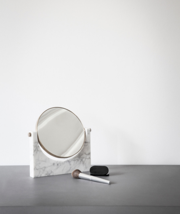 Pepe Marble Mirrors Menu - BEAM // Design Store