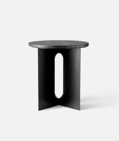 Androgyne Side Table - 2 Colors Menu - BEAM // Design Store