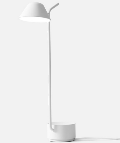 Peek Table Lamp - 2 Colors Menu - BEAM // Design Store